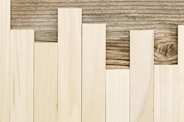 poplar and cedar wood texture