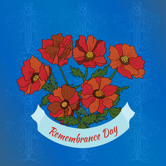 Remembrance Day greetings.