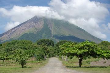 Volcan au Nicaragua