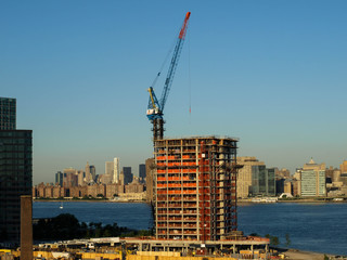 Autocollant - New York City New Construction-12