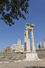 Pergamum-Turkey