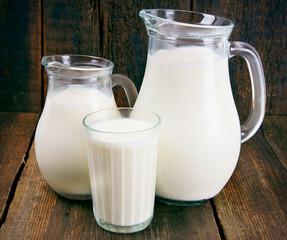 The milk.