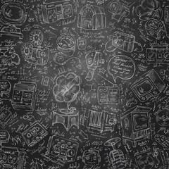 Sketch. Vector format
