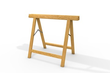 Holzständer klappbar