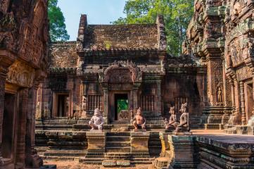 Banteay Srei Sanctuary