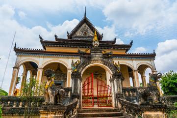Wat Dam Nak Temple