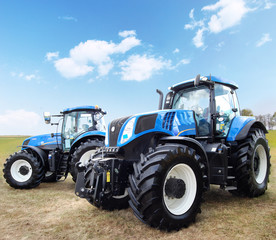 Wall Mural - Tractor