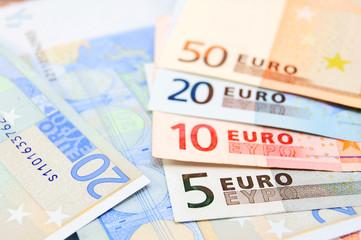 Money. Euro .