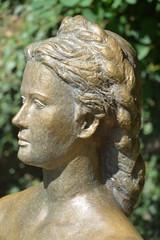 Statue Of The Empress Elisabeth Of Austria
