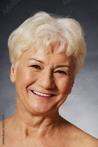 Nude 60 year old women