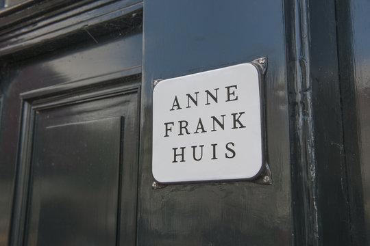 Anne Frankhaus in Amsterdam, Niederlande