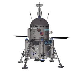 fusée satellite