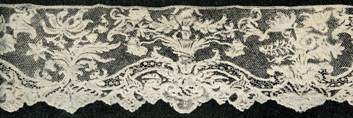 Argentan lace (France, Normandy)