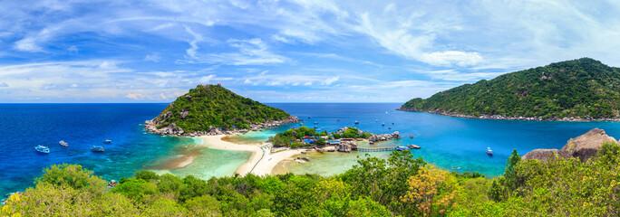 Nangyuan island, Suratthani, Thailand