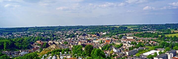 VALKENBURG ( östlich von Maastricht ) - Stadtpanorama