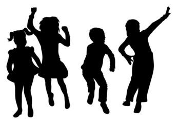 children jump 3