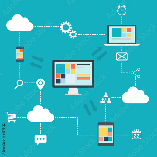 application of cloud computing Although not all software-as-a-service applications share all traits  multi-vector integration processing platforms, as well as cloud computing and retrieval.