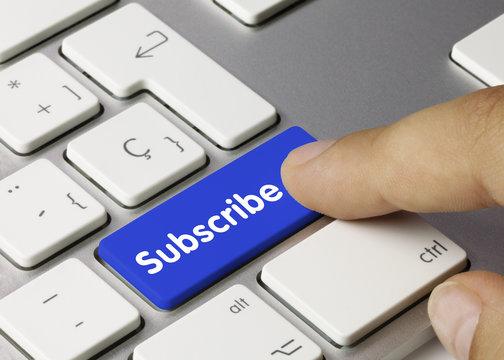 Subscribe. Keyboard