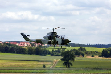 RC combat helicopter II