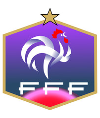 french  football club logo