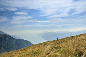 Wanderung am Monte Baldo
