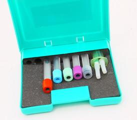 boite de tubes pour prélèvement sanguin