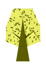 Gteen tree