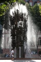 Narrenbrunnen Mainz