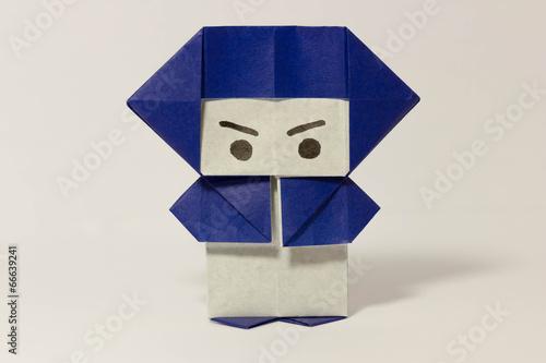 ハート 折り紙 忍者 折り紙 : jp.fotolia.com