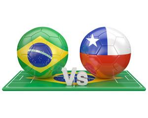 1/8 ème de finale, coupe du monde 2014