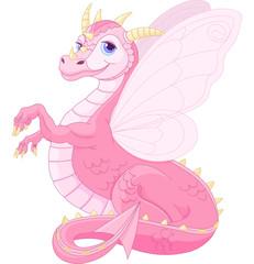 Beautiful Magic Dragon