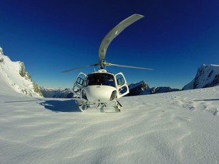 helicopter trip NZ