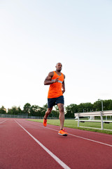 Running At the Track