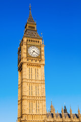 Wall Mural - Big Ben in London