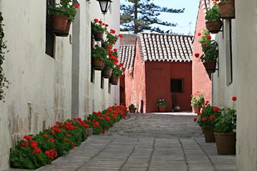 Santa Catalina Convent, Arequipa, Peru