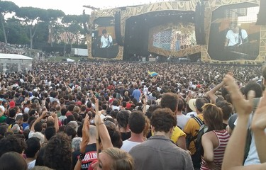 Rolling Stones Circo Massimo Roma