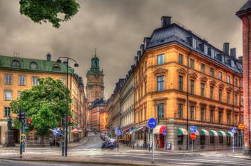 Stockholm city center - Sweden