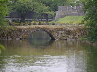 小田原城 馬出門土橋