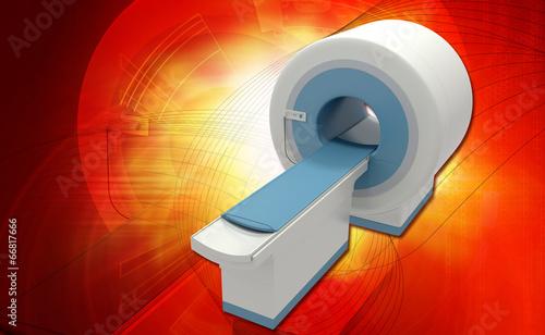 ct scan machine photo