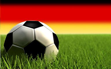 Fussball 3D - Deutschland