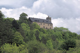 Burg ranis in ranis bei p neck bild 1 stockfotos und for Burg greifenstein bad blankenburg