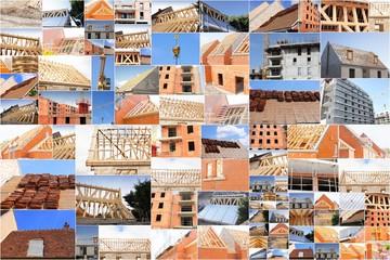 industrie du batiment et de la construction