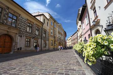 Fototapeta Cracow - the old city obraz