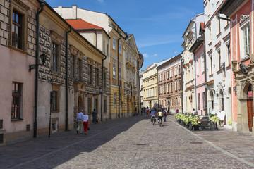Kraków - najstarsza ulica w mieście