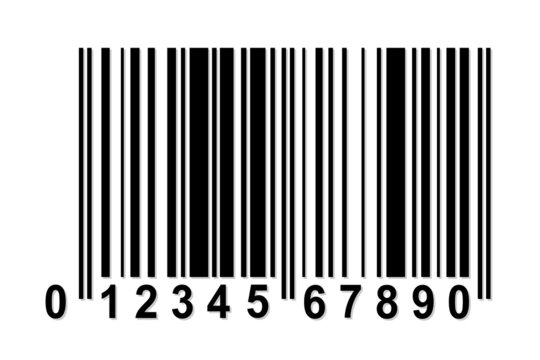 Simple Fake Barcode