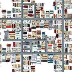 Neighbourhood pattern