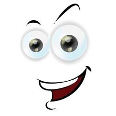 Мультфильм смешное лицо