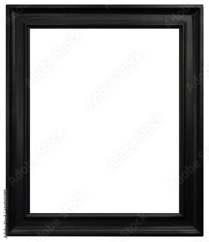eleganter und schicker bilderrahmen in schwarz hochkant stockfotos und lizenzfreie bilder auf. Black Bedroom Furniture Sets. Home Design Ideas