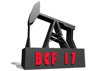 bcf 17 crude oil benchmark
