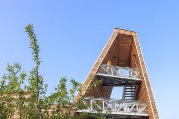 Holzturm